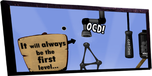 It will always be the first level...
