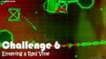 Entering a Red Vine