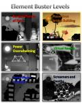Hazardous Bridge Building Shown in Busters Pack