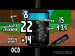 OCD is 16 balls