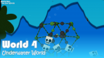 World 4: Underwater World