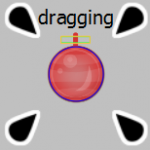 Linking Balloon dragging