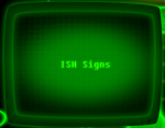 ISH Signs Screenshot