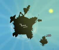 Map World View