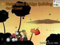 Hazardous Bridge Building (Earth Level)