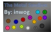 Poster of The Metal Sandbox