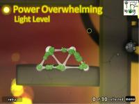 Power Overwhelming (Light Level)